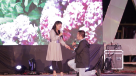 "Sagut Panagyaman ti NWU – Stage Play ""Catherine"""