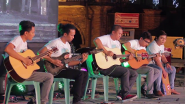 Sagut Panangyaman ti NWU – Quartet Guitarists
