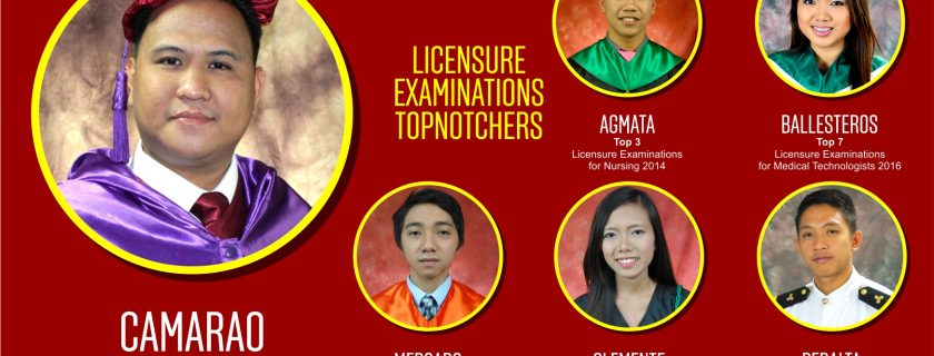 NWU churns out topnotchers in Licensure Examinations