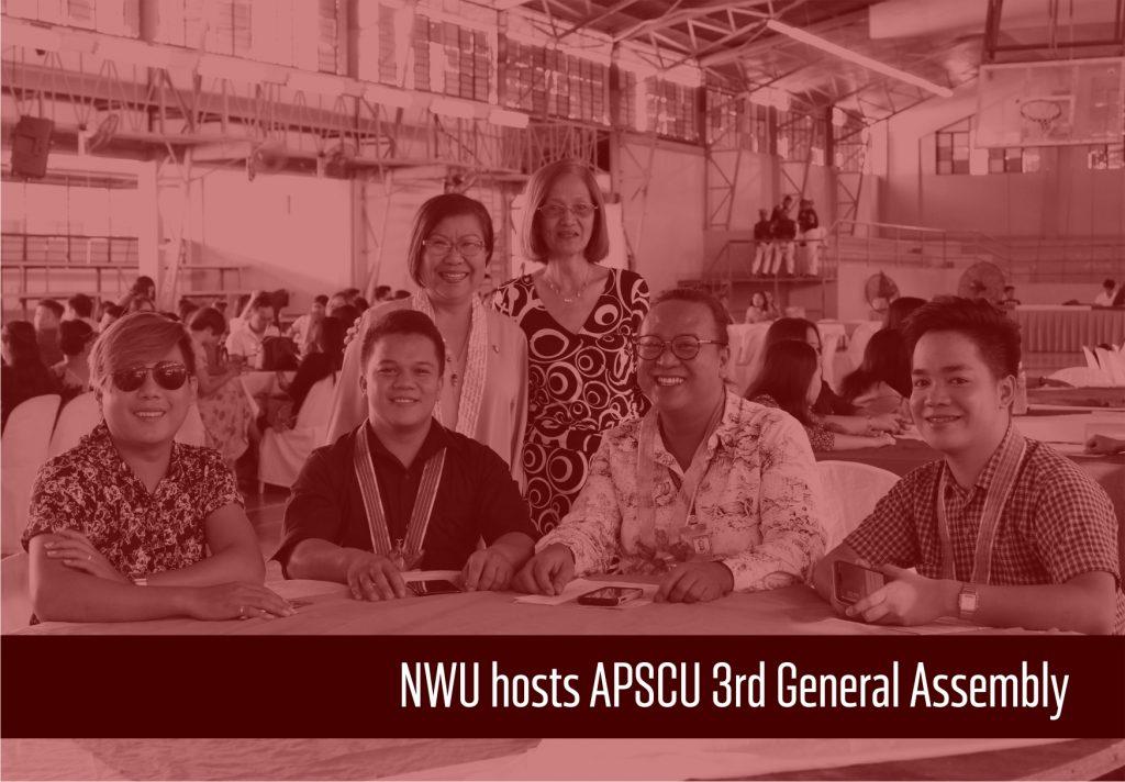 NWU hosts APSCU 3rd General Assembly