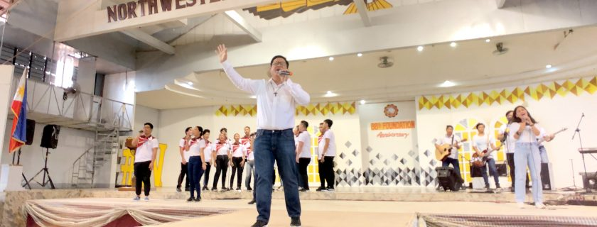 PFSN leads Praise and Worship
