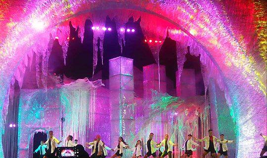 NWU Saguday performs in Miss Laoag 2020