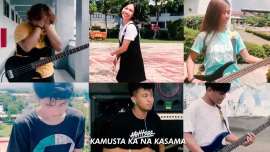 NU After 5 – Kamusta (official music video)