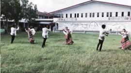 Saguday Culutural Dance Troupe – Jota Quirino
