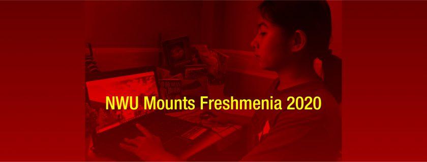 NWU Mounts Freshmenia 2020